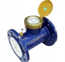 Đồng hồ nước lạnh FUDA cơ LXL - nối bích