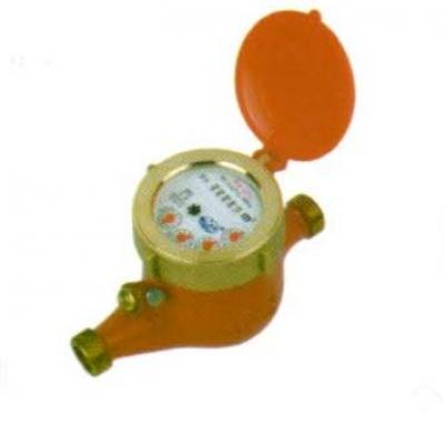 Đồng hồ nước nóng FUDA cơ LXS - nối ren