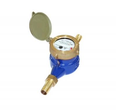 Đồng hồ nước lạnh FUDA cơ LXS - nối ren