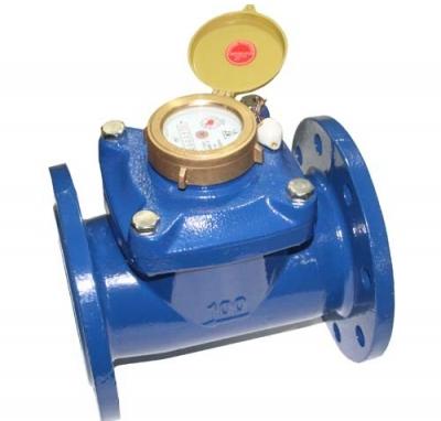 Đồng hồ nước lạnh FUZHOU từ LSXG - Thân gang, nối bích